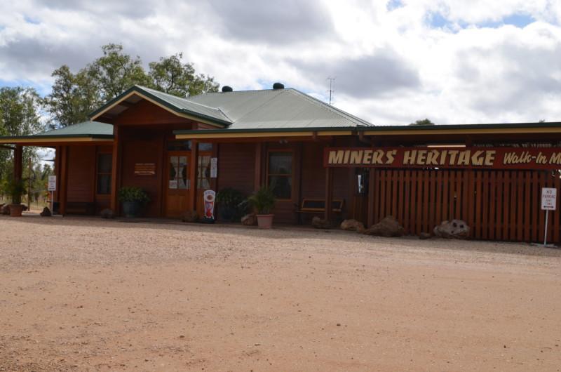 miners heritage