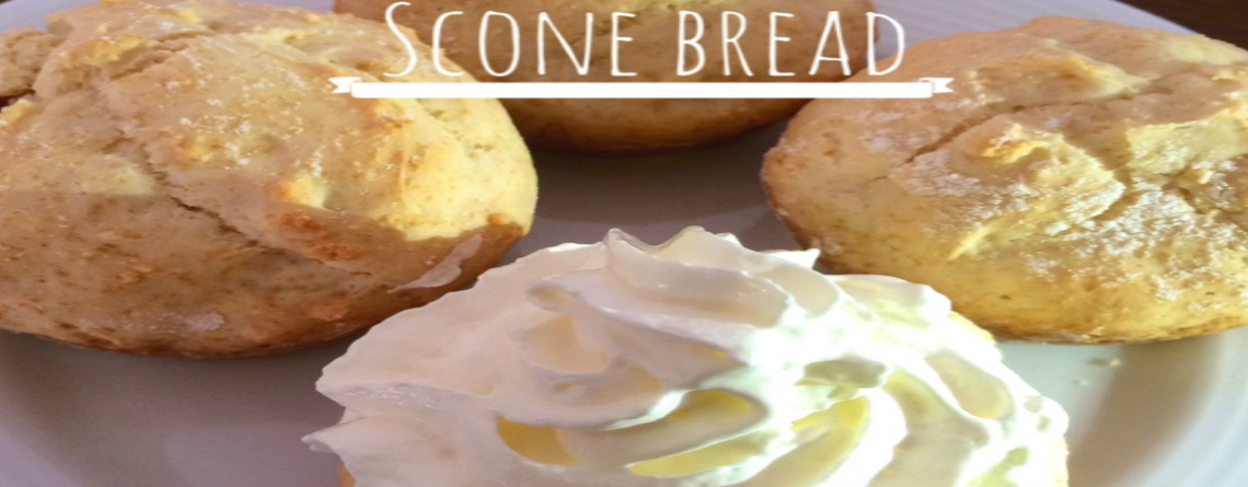 Scone Bread Recipe