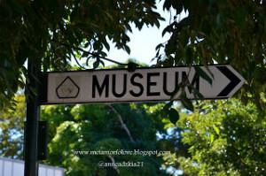 Historical Museum banyak ditemui di tiap town yang terlewati