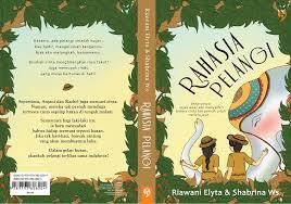 Review Novel Rahasia Pelangi - Anne Adzkia