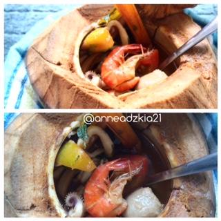 tom yam kelapa