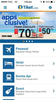 aplikasi tiket.com