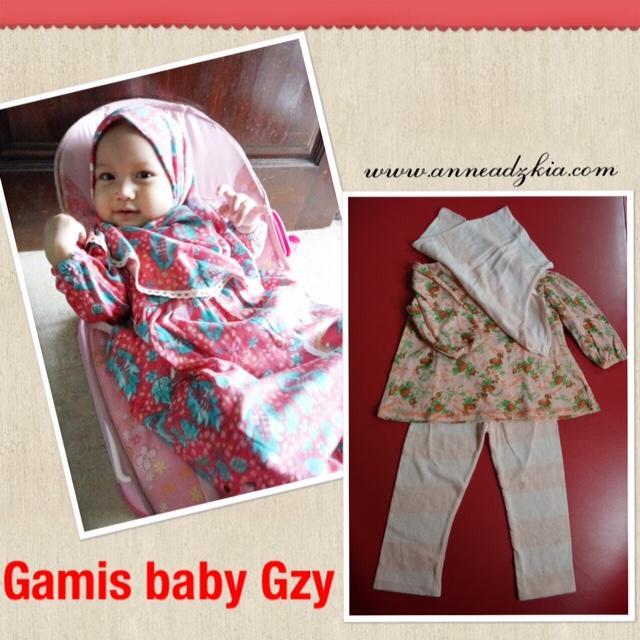 gamis baby