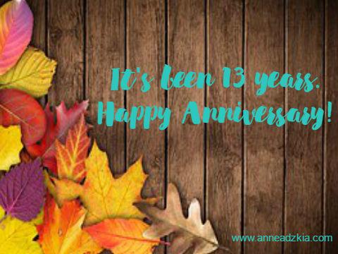 Merayakan Anniversary ke-13 Dengan Pen Exclusive