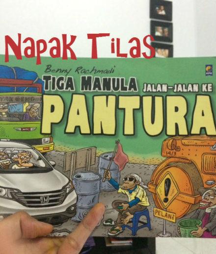 Napak Tilas Tiga Manula Jakarta – Cirebon