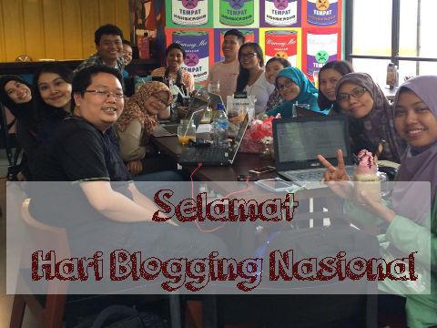 Kenapa Saya Memilih Untuk Blogging?