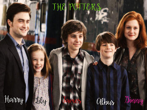harry-potter-family
