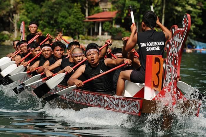 festival danau toba