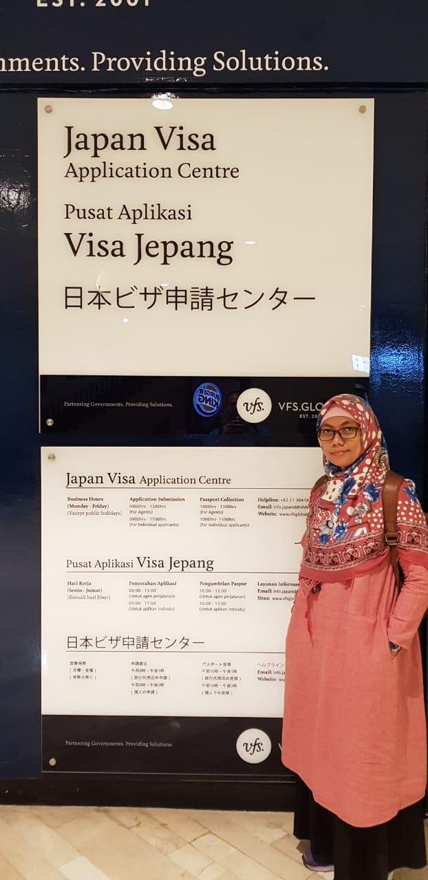 jakarta visa application centre