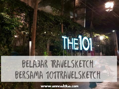 Belajar Travelsketch Bersama 101travelsketch