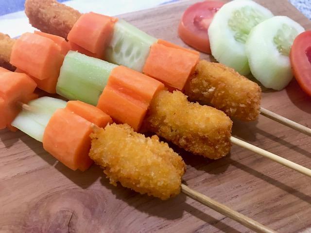 chicken stick satay