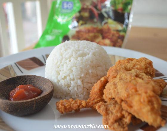 Bicara Gizi Remaja, Bicara So Good Spicy Chicken Strip