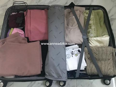 packing sebelum ke jepang