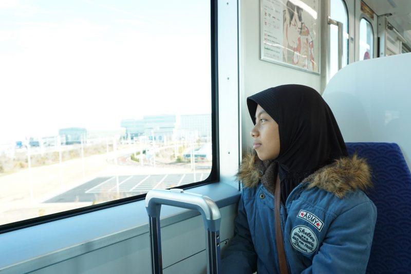 traveling jepang