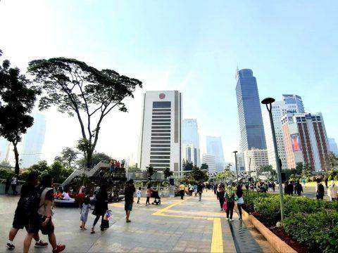 Liburan di Jakarta dan Menjajal Spot Kekinian