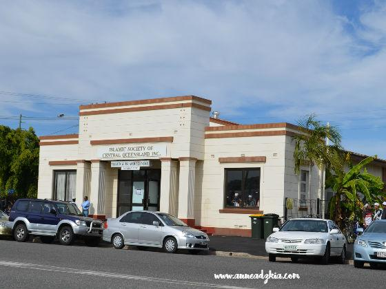 masjid rockhampton