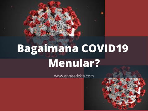 Bagaimana COVID19 Menular?