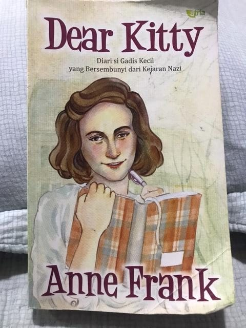Anne Frank, Diary Seorang Gadis Kecil